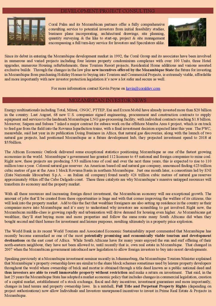 Investment Newsletter - 2021