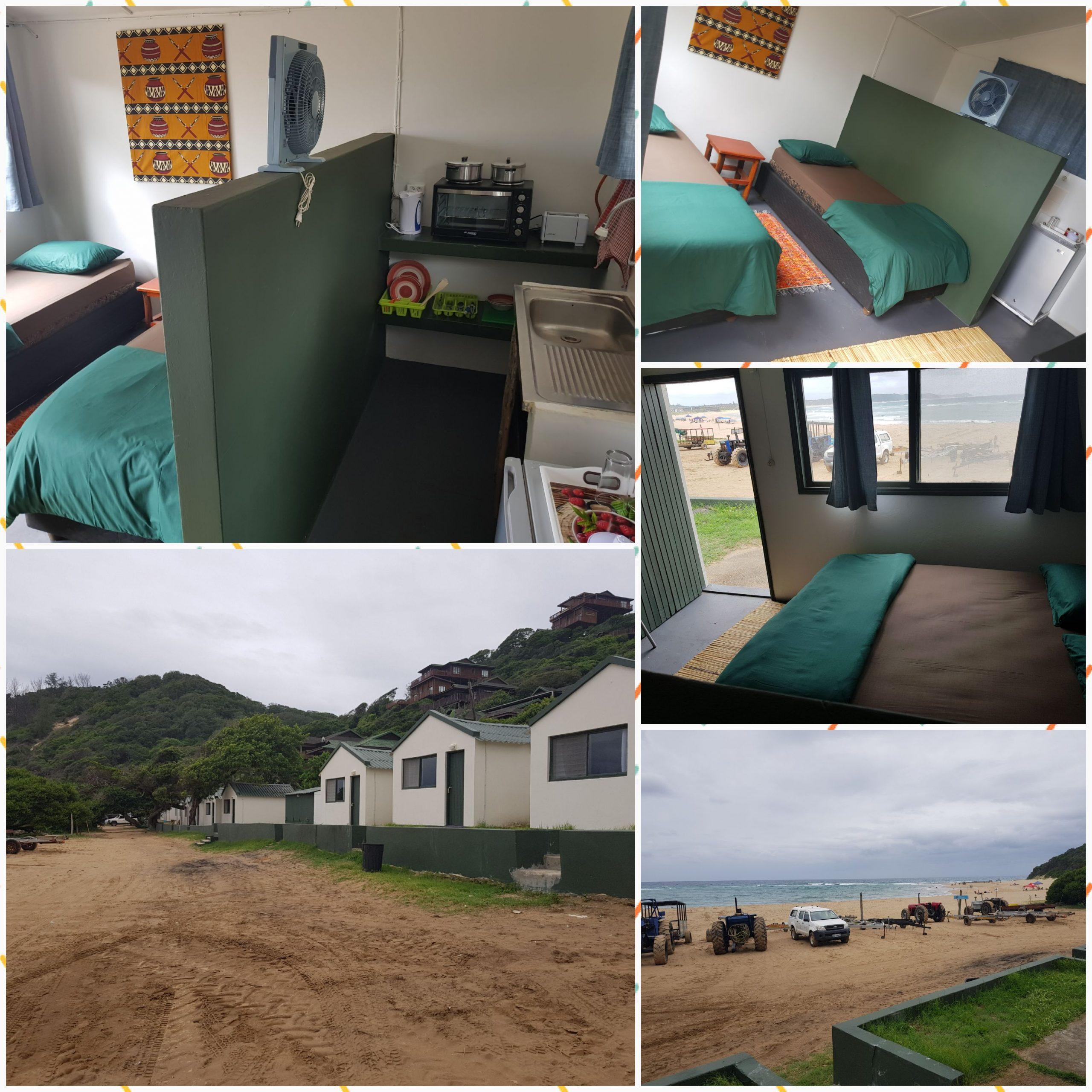 Kaya Beach Camps 2 sleeper units