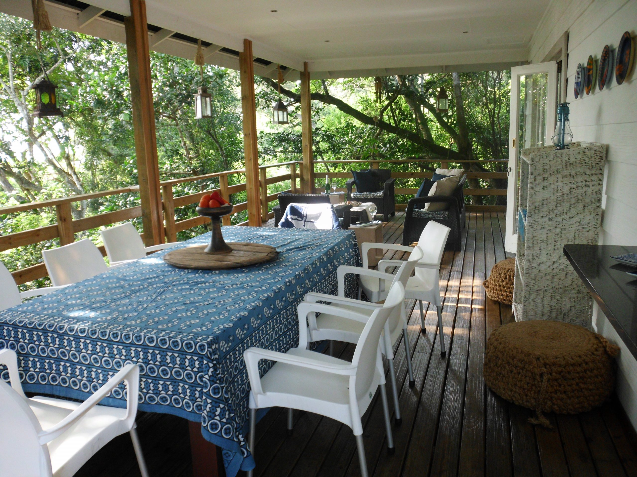Malongane Cottage Private house   Southern Mozambique