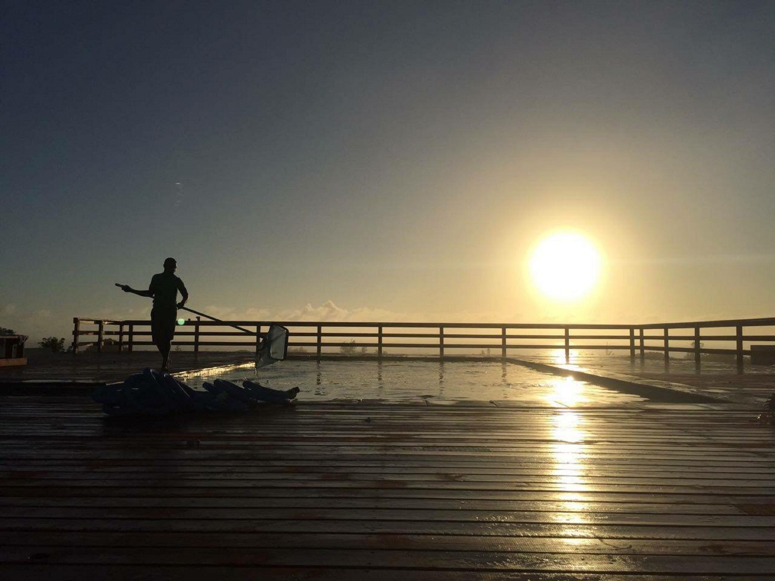 Ponta View Sunset